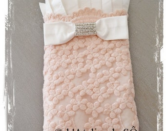pouch candles shabby chic 2