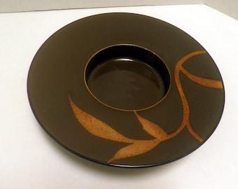 ceramic IKEBANA Flower arranging Vessel