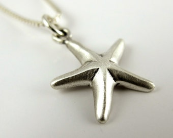 Starfish necklace / pendant
