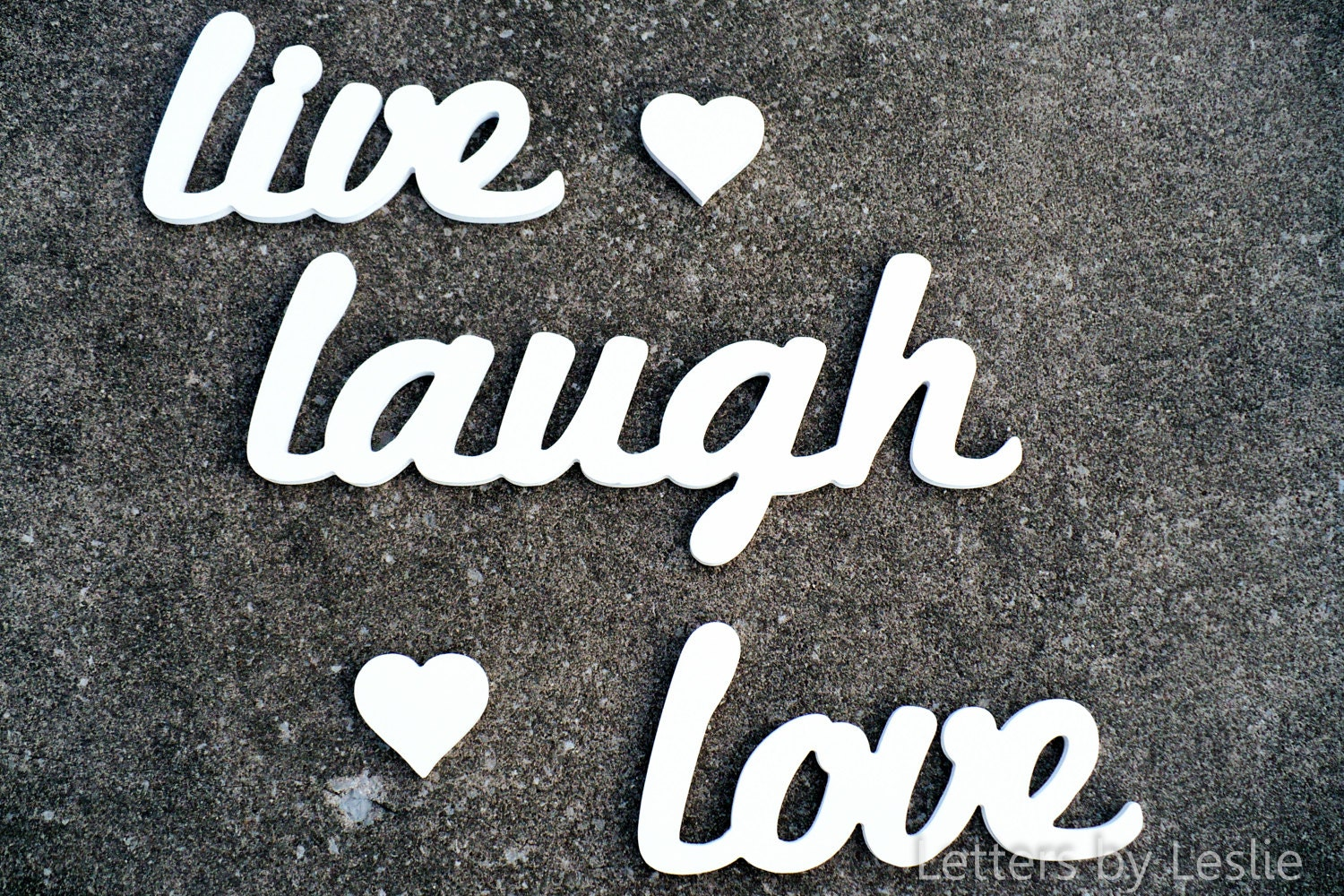 Wooden wall letters wall words live laugh love wall decor zoom amipublicfo Gallery