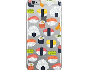 Sushi Frenzy iPhone Case