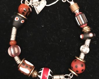 Afrikaanse vredes armband handgemaakte