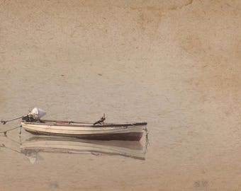 Mar de Soledad (CANVAS) - calming surreal photographic print