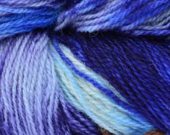 Catalina's Charm 2 ply hand dyed yarn