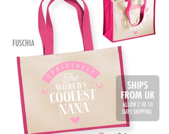 Nana Gift, Cool Nana, Nana Bag, Birthday Gift For Nana! Nana Present, Birthday Gift, Gift For Nana! Birthday Nana
