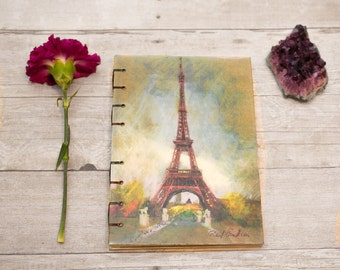 Eiffel Tower Sketchbook | Journal | Diary | Guestbook