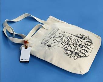 Scream for Coffee Tote Bag
