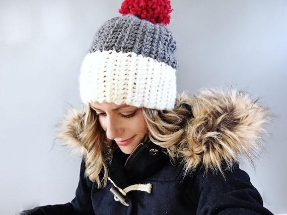 Häkeln Sie die Caysen Hut Häkelmuster einfache Muster