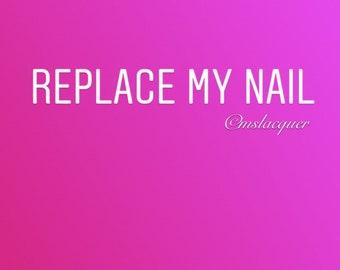 Press on nails  Custom nails