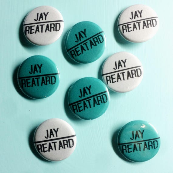 Jay Reatard Pin
