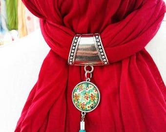 """""""The little flowers"""" tassel jewelry"""