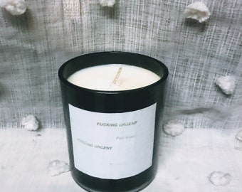 CANDLE: &beauty - rose + jasmine