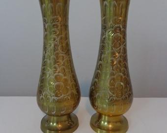 Große Vasen alte messing vase etsy