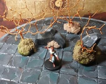 D&D terrain- Small grove