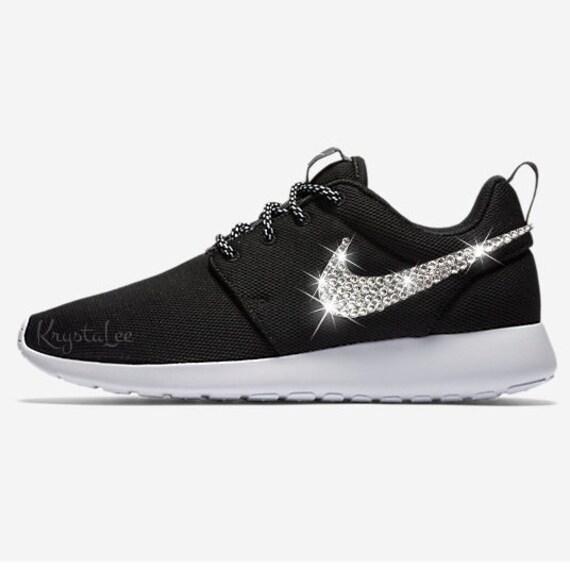 Description. Custom Bling'd Nike Roshe One