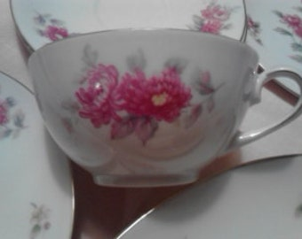 Vintage Cherry China,  50 assorted pieces