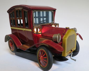 Model T Battery Toy