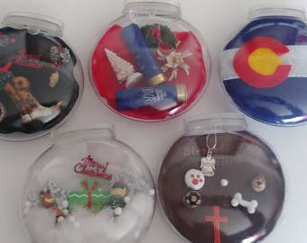 Filled ornaments for all occasions