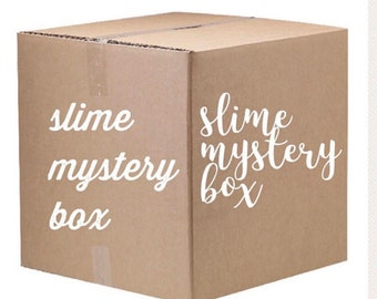 Slime Mystery Package