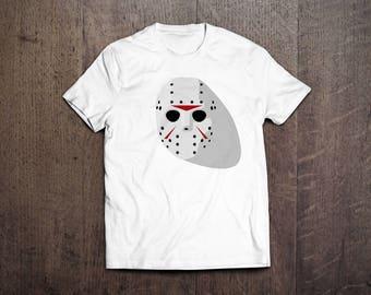 Friday the 13th (Jason's Mask) T-Shirt