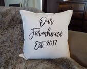Farmhouse Personalized Pi...