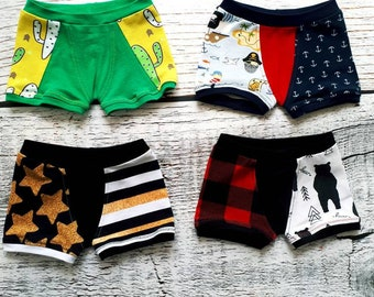 Boxer for boys 6-12 month little Confections