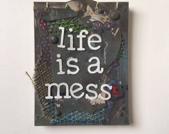Life is a Mess Notepad