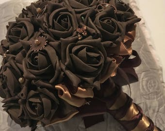 Steampunk bouquet
