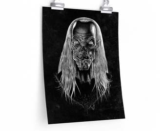 Crypt Keeper - Archival Prints - Multiple Sizes