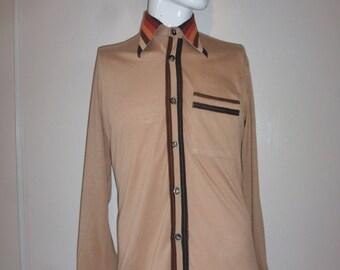 /disco 1970 vintage shirt