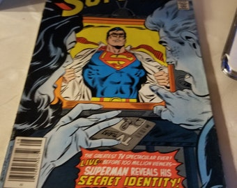 Superman - No. 326 - August 1978 - DC Comics - VF