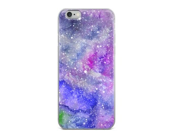 Dream Dust Galaxy - iPhone Case