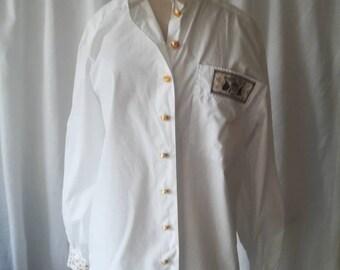 Lovely blouse!