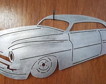 1949 Merc Metal art