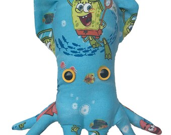 SpongeBob SquarePants Cuttlefish