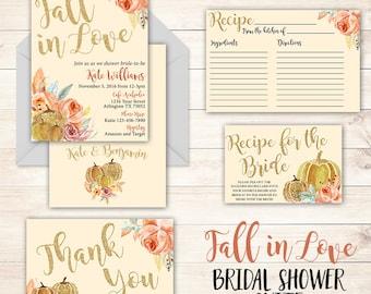 Fall in love bridal shower invitation fall bridal shower fall in love bridal shower suite fall in love invitation fall theme bridal shower fall bridal shower fall in love suite filmwisefo