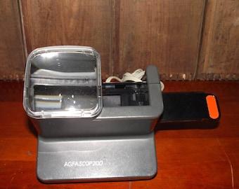 AGFA Scop 200 Slide Viewer 1980s Era