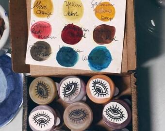 OIl Paint Kit -Handmade Oil Paints