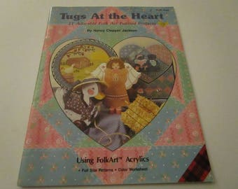 Tugs at the Heart by Jackson Nancy Clepper– 1988