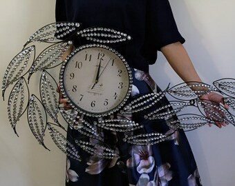 large modern fashion wall clock