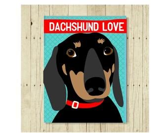Dachshund Magnet, Wiener Dog, Doxie, Dog Magnet, Dog Lover Gift, Dachshund Gift, Fridge Magnet, Refrigerator Magnet, Sausage Dog Gift