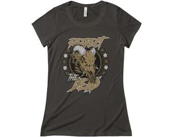 Dead Ram Short Sleeve Girls Shirt