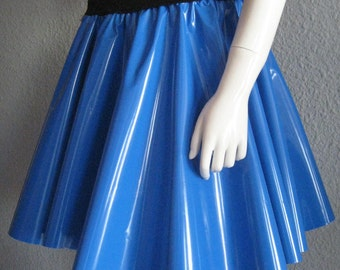 PVC Skater Skirt ** Various Colours**