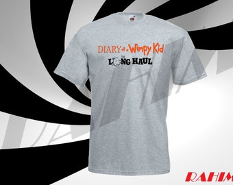Diary of a Wimpy Kid the long haul,  Kid's T-shirt