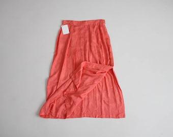 coral skirt   salmon skirt   coral pink skirt