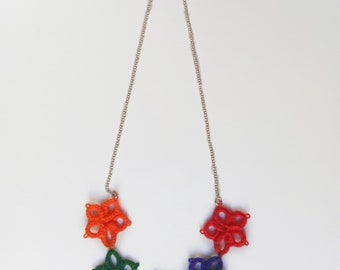 Silver Spring Necklace