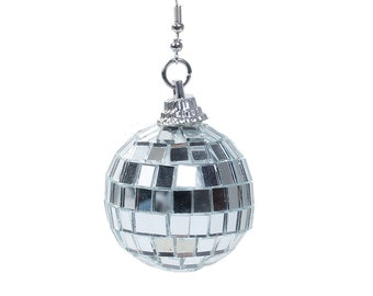 Big Disco Ball Earrings - One Pair