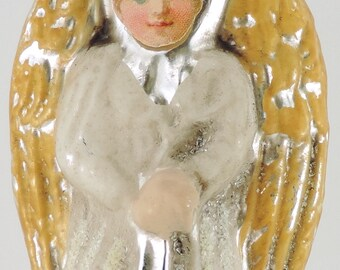 Marolin Glass Reproduction Ornament Engel Mädchen (Angel Girl) 2011
