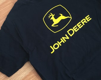 Vintage John Deere t shirt