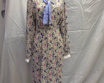 Vintage Patterned & Stylish Womens Dress by BGB ltd